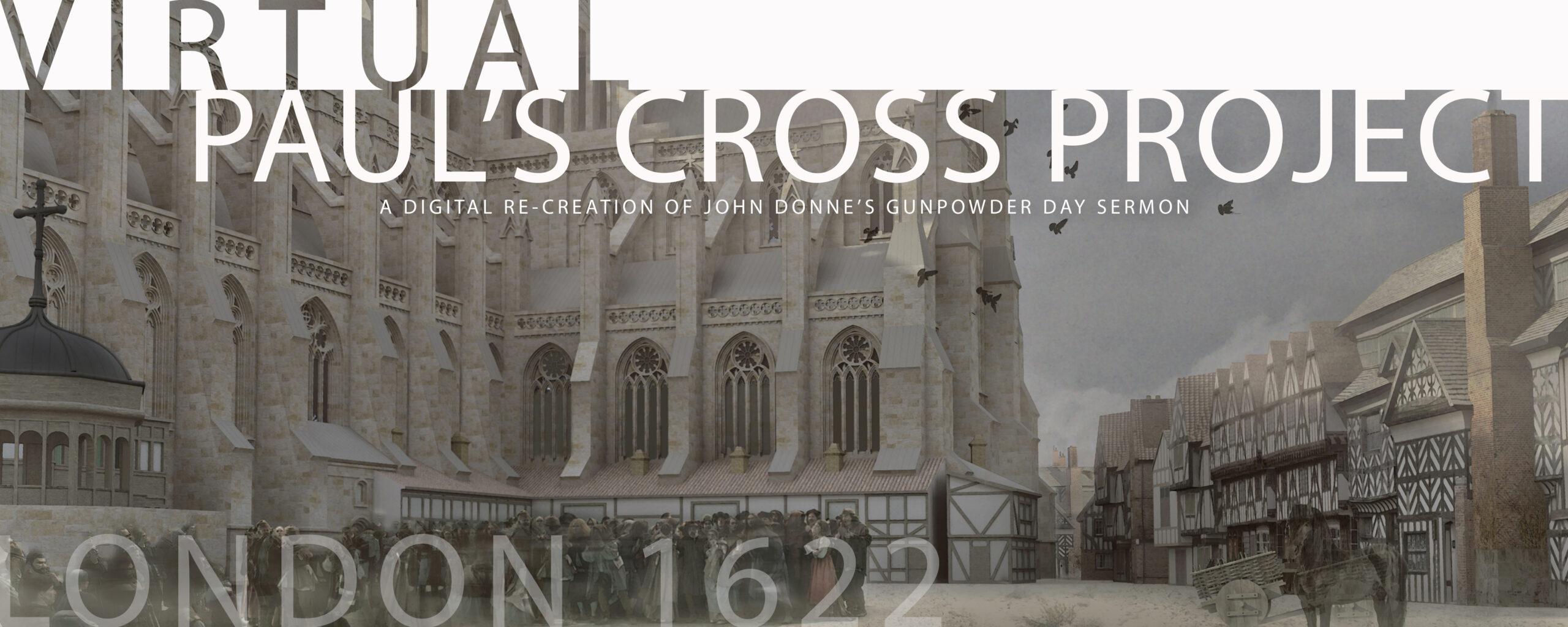 Virtual Pauls Cross Website